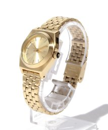 NIXON/SMALL TIME TELLER: ALL GOLD/001866877