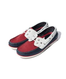 TOMMY HILFIGER MENS/BI COLOR DECK SHOES/001868456