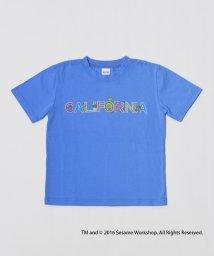 SHIPS KIDS/SESAME STREET:プリント TEE(100~130cm)/001880702