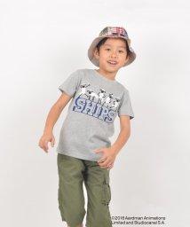 SHIPS KIDS/SHIPS KIDS:BLACK & WHITE SHAUN TEE(100~130cm)/001880704