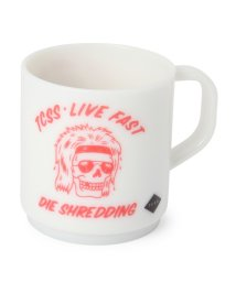 ROSE BUD/([T.C.S.S])T.C.S.S スカルプリントマグカップ/001881584
