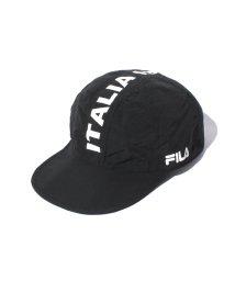 FILA/ロゴキャップ/001865701