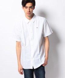 HILFIGER DENIM/ACL cotton linen shirt s/s/001878096