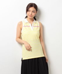 TOMMY HILFIGER WOMEN/EDITH HALTER STP POLO NS/001880958