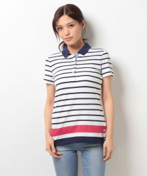 TOMMY HILFIGER WOMEN/ESSI STP POLO SS/001880959