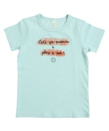 apres les cours/SunnyロゴTシャツ/001869321