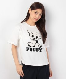 E hyphen world gallery/SS PUDGY Tシャツ/001885147