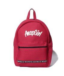 ANAP GiRL/メッシュバックパック/001881181