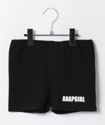 ANAP GiRL/ロゴシンプル1分丈レギンス/001881187
