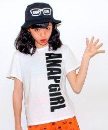 ANAP GiRL/縦ロゴTシャツ/001881210