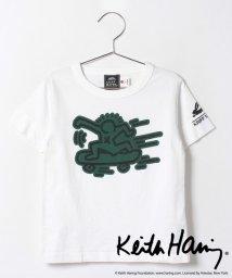 KRIFF MAYER(Kids)/キースヘリングコラボTシャツ/001890146