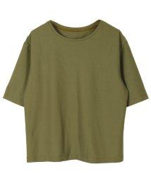 ur's/クルーネックTシャツ/001896584