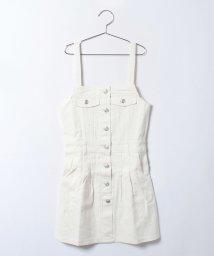 Lovetoxic/前ボタン開きジャンパースカート/001893493