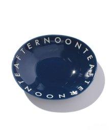 Afternoon Tea LIVING/EA76 ロゴオーバルパスタボウル/001891431