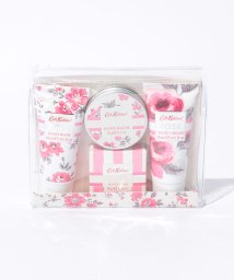 Cath Kidston/ミニ ハンドケアセット(Hand cream,hand wash,hand soap,hand balm)/001893396