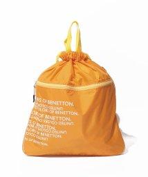 BENETTON (UNITED COLORS OF BENETTON KIDS)/ロゴナップサック6PMK(日本限定)/001897243