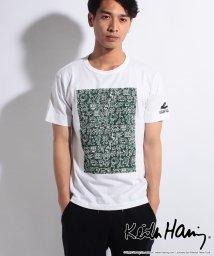 KRIFF MAYER/キースヘリングTシャツ/001890158