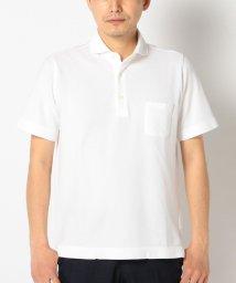 SHIPS MEN/SD: 『ガーメントダイ』 ソリッド ホリゾンタルカラー ポロシャツ/001909768