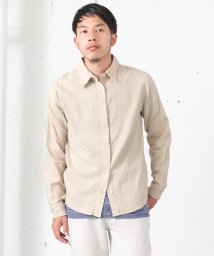 URBAN RESEARCH/【WAREHOUSE】麻混レギュラーシャツ/001898922