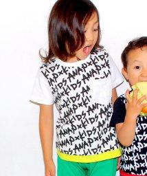 ANAP KIDS/総ロゴTシャツ/001913229