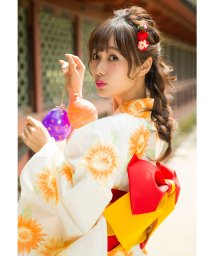 INGNI/【浴衣セット】ヒマワリ/001917509