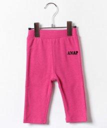 ANAP KIDS/スーパーストレッチ5分丈パンツ/001913911