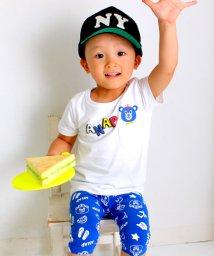ANAP KIDS/ナップくんポッケTシャツ/001920982