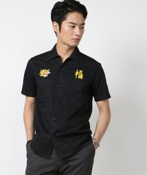 FREAK'S STORE/ベトナムジャケット風刺繍シャツ/001927172