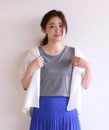 Bou Jeloud/ラメ刺繍ロゴTシャツ/001927831