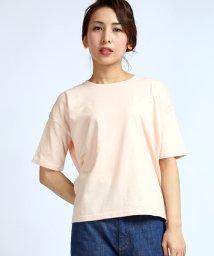 FREAK'S STORE/刺繍レターTシャツ/001937522