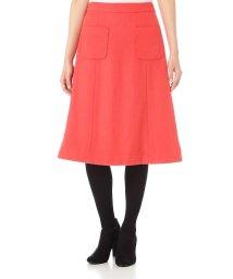 NATURAL BEAUTY BASIC/ポケット付スカート/001939057