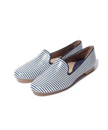 INTER-CHAUSSURES IMPORT/【REVE D'UN JOUR 】ボーダーオペラシューズ/001923376