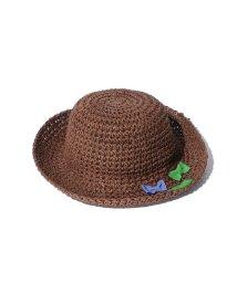 ANAP KIDS/NETオリジナルリボン付HAT/001932363
