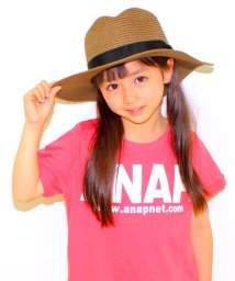 ANAP KIDS/NETオリジナルつば広HAT/001932365