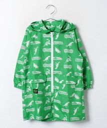 kladskap/電車×恐竜柄コート/001937412