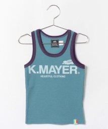 KRIFF MAYER(Kids)/サーフニットブランドロゴタンク/001936860