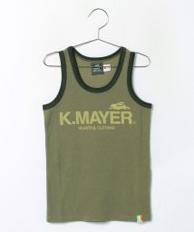 KRIFF MAYER(Kids)/サーフニットブランドロゴタンク/001936861