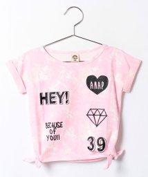 ANAP KIDS/タイダイ風プリントTシャツ/001937922