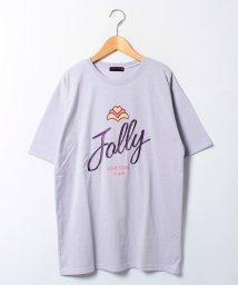 Lovetoxic/刺繍Tシャツワンピース/001938774