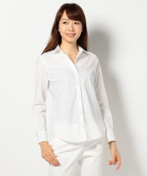 ICB(LARGE SIZE)/CottonShirting シャツブラウス/001944471