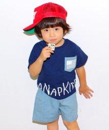 ANAP KIDS/Tシャツ×デニムパンツ SET UP/001941034