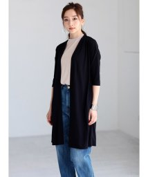 AZUL by moussy/エコクールコンパクト7分トッパーカーディガン/001940923