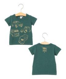 SHIPS KIDS/SHIPS KIDS:リフレクション プリント TEEシャツ(80~90cm)/001948699