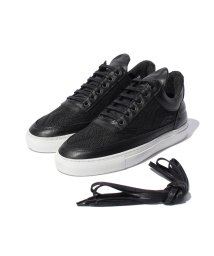 INTER-CHAUSSURES IMPORT/【FILLING PIECES】ホワイトソールデザインスニーカー/001936492