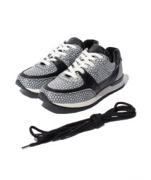 INTER-CHAUSSURES IMPORT/【NATIONAL STANDARD】プリントレザーコンビスポーツスニーカー/001936493