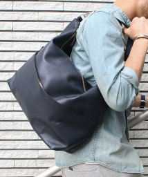 nano・universe/【nano・universe】Bright Leather Editers Bag/001951382