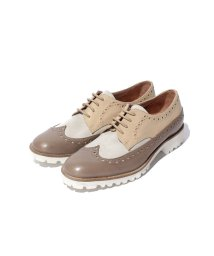 INTER-CHAUSSURES IMPORT/【Y.SO】コンビウィングチップシューズ/001936498