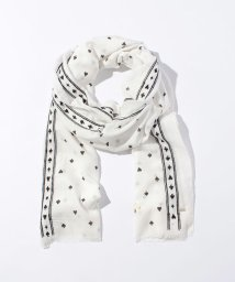 TOMMY HILFIGER WOMEN/MELIA EMBROIDERY SCARF/001946553