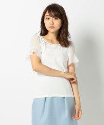 MISCH MASCH/衿装飾フリル袖PO/001956251