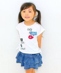 ANAP KIDS/裾縛りゆったりトップス/001952865